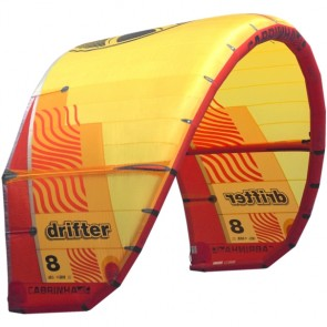 Cabrinha Drifter Kite - Orange/Yellow
