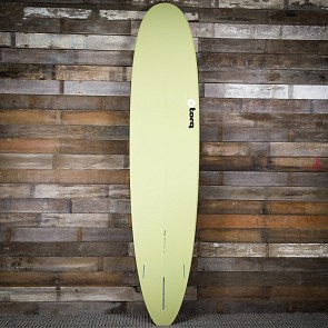 Torq Longboard 9'0 x 22 3/4 x 3 1/8 Surfboard - Sand/Red/Grey