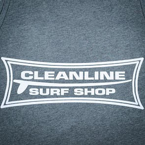 Cleanline Longboard Tank - Deep Heather