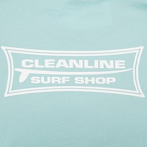 Cleanline Women's Longboard Top - Seafoam Blue