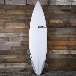 Pyzel The Tank 6'6 x 19 1/2 x 2 3/4 Surfboard - Deck