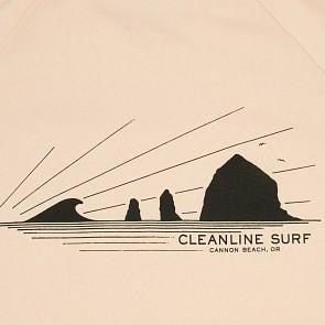 Cleanline Women's Haystack Rays Hoody - Blush