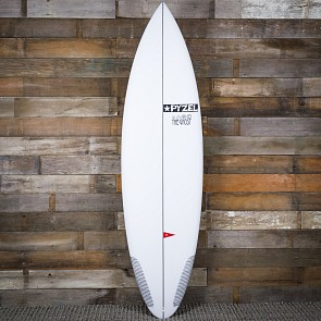 Pyzel Ghost 6'6 x 20 1/2 x 3 Surfboard - Deck