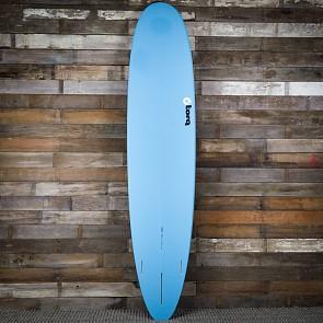 Torq Longboard 9'0 x 22 3/4 x 3 1/8 Surfboard - Blue