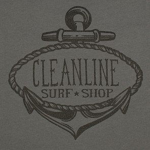 Cleanline Anchor 2.0 T-Shirt - Asphalt