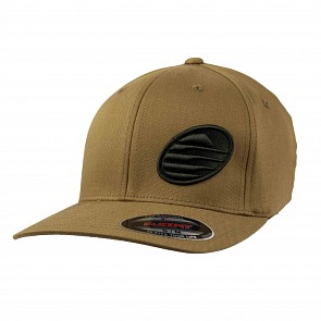Cleanline Embroidered Rock Hat - Coyote/Black