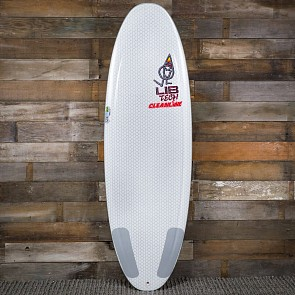 "Lib Tech 5'7"" Ramp Surfboard - Deck"