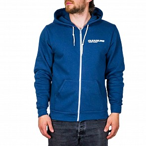 Cleanline New Rock Zip Hoody - Sea Blue