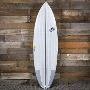 "Lib Tech Surfboards 5'5"" Nude Bowl Surfboard - Deck"