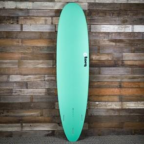 Torq Mini Longboard 8'0 x 22 x 3 Surfboard - Seagreen