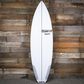 Pyzel Phantom 5'10 x 19 1/2 x 2 1/2 Surfboard - 3 Fin - Deck