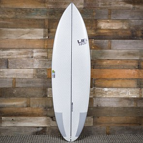 "Lib Tech 5'7"" Nude Bowl Surfboard - Deck"