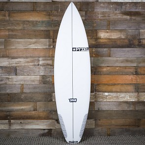 Pyzel Shadow 6'2 x 19 3/8 x 2 9/16 Surfboard - Deck