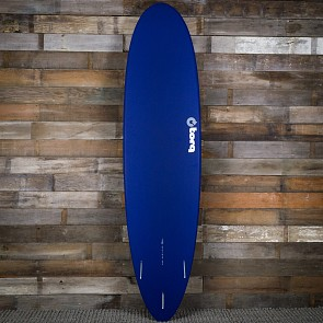 Torq Mod Fun 7'6 x 21 1/2 x 2 7/8 Surfboard - Navy Blue/White
