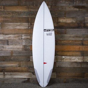 Pyzel Ghost 6'1 x 19 5/8 x 2 5/8 Surfboard - Deck