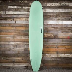Torq Longboard 9'6 x 23 1/2 x 3 1/4 Surfboard - Seagreen/Navy/Green