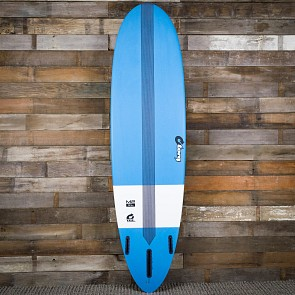 Torq TEC M2 XL 7'6 x 21 1/2 x 2 3/4 Surfboard - Blue/White