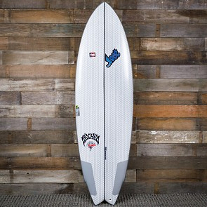 "Lib Tech  6'0"" Round Nose Fish Redux Surfboard - Deck"