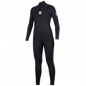 Rip Curl Women's Dawn Patrol 3/2 Chest Zip Wetsuit