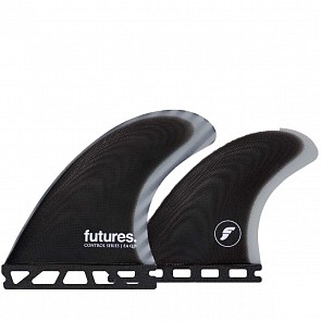 Futures Fins EA Control Series Quad Fin Set