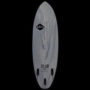 Softech Eric Geiselman 5'7 Soft Surfboard - Grey Marble