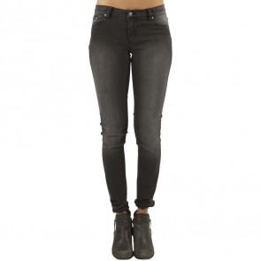 Element Women's Sticker Skinny Jeans - Black Wash