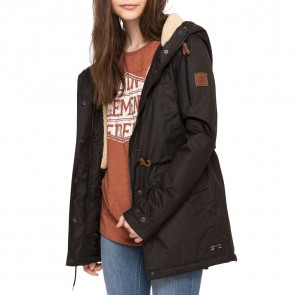 Element Women's Misty Jacket - Faded Black