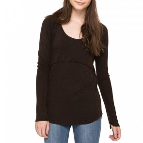 Element Women's Hike Long Sleeve Top - Black