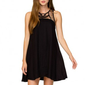 Element Women's Ring Dress - Black