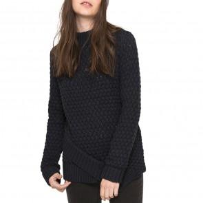 Element Women's Burn Sweater - Eclipse Navy