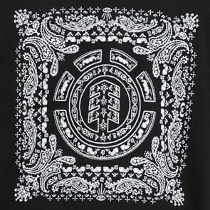 Element Area T-Shirt - Flint Black