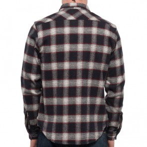 Element Medford Flannel - Bone White