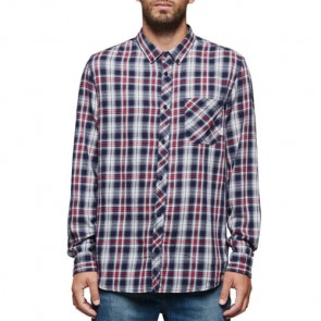 Element Buffalo Flannel - Indigo