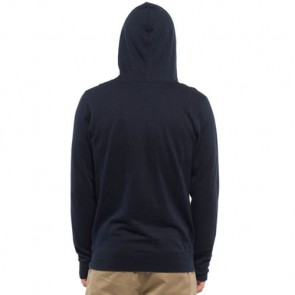 Element Premium Cornell Henley Hoodie - Eclipse Navy