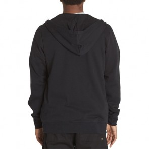 Element Cornell Zip Up Hoodie - Flint Black
