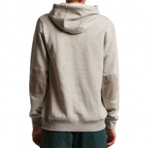Element Highland Henley Hoodie - Oatmeal Heather