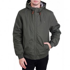 Element Dulcey Jacket - Moss Green