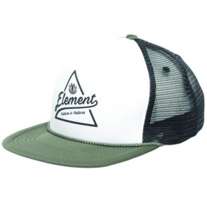 Element Tract Trucker Hat - Olive Green