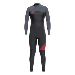 Quiksilver Syncro 3/2 Back Zip Wetsuit - 2018