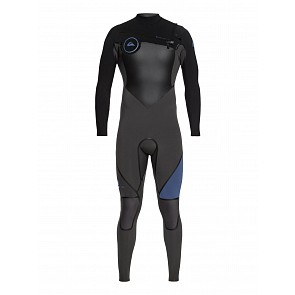 Quiksilver Syncro Plus 3/2 Chest Zip Wetsuit - 2018