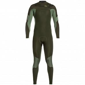 Quiksilver Syncro 4/3 Chest Zip Wetsuit