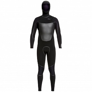 Quiksilver Syncro Plus 4/3 Hooded Chest Zip Wetsuit