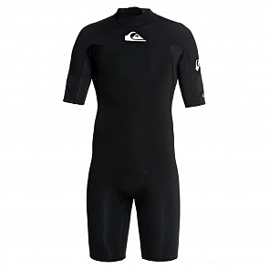 Quiksilver Syncro 2mm Short Sleeve Back Zip Spring Wetsuit
