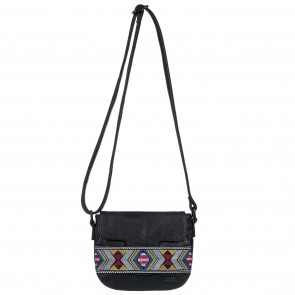 Roxy Women's Make It Rock Bag - Anthracite
