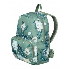 Roxy Women's Always Core Backpack - Olive Arizona Rising