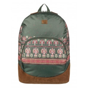 Roxy Fairness Backpack - Thyme Perfect Wave