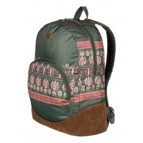 Roxy Women's Fairness Backpack - Thyme Perfect Wave