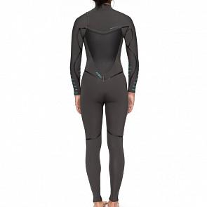 Roxy Women's Syncro Plus 3/2 Chest Zip Wetsuit - 2019