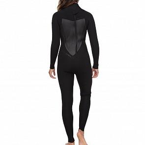 Roxy Women's Syncro 5/4/3 Back Zip Wetsuit - 2019