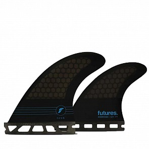 Futures Fins F4 HC Quad Fin Set